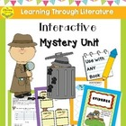 INTERACTIVE  Mystery Book Unit
