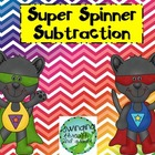 Super Spinner Subtraction
