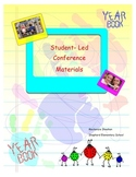 Super Student-Led Conference Materials!