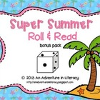 Super Summer Roll & Read Bonus Pack-26 games