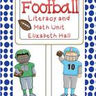 Football Literacy and Math Unit