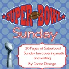 Superbowl Sunday