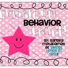 Superstar Classroom Behavior Chart