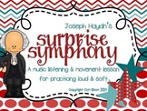 Surprise Symphony, Music Listening & Movement Lesson