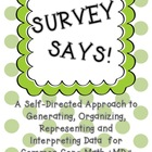 Survey Says! A Common Core Math Unit for Graphing