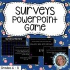 Surveys PowerPoint Review Game