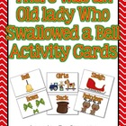 Swallowed A Bell Activity Cards