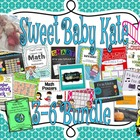 Sweet Baby Kate Fundraiser 3-6 Bundle $70+ Value for $15 Donation