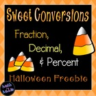Sweet Conversions - Fractions, Decimals, and Percents (Hal