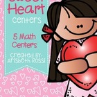 Sweet Heart Centers-Valentine's Day Centers & Activities {Math}