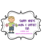 Sweet Hearts Math and Literacy Fun