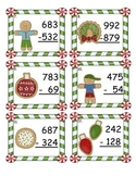 Sweet Subtraction! Common Core 2 and 3-Digit Subtraction G