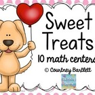 Sweet Treats math centers