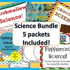 Sweets & Candy Experiments BUNDLE: FIVE different Science