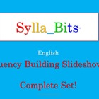 MAP NWEA Prep Reading SyllaBits Fluency Building Slideshow