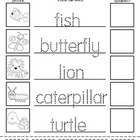 Syllable Activities Especially for K-2