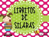 Syllable Books! Spanish