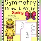 Symmetry  Draw and Write Spring