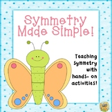 Symmetry Made Simple - Hands On Math!