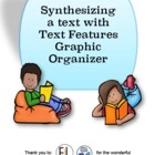 Synthesizing Graphic Organizerfor a Text with Text feature