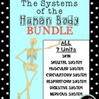 Systems of the Human Body--Unit on Inquiry, Note-taking, P
