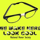 T-Shirt Template for National Honor Society - WE MAKE NERD