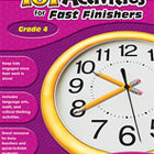 101 Activities For Fast Finishers (Grades 4)