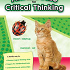 Analogies for Critical Thinking (Grades 3) (Enhanced eBook)