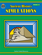 Ancient History Simulations