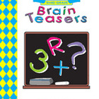 Brain Teasers, Grade 3 Workbook