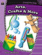Creative Kids: Arts, Crafts, and More (Enhanced eBook)