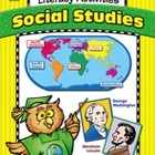 Full-Color Social Studies Literacy Activities (Enhanced eBook)