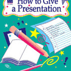 How to Give a Presentation, Grades 3-6