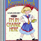 I'm in Charge Here Record Book from Mary Engelbreit (Enhan