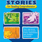 Itsy Bitsy Stories for Reading Comprehension: Grade 1 (Enh