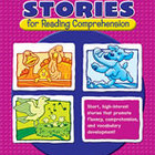 Itsy Bitsy Stories for Reading Comprehension (Kindergarten