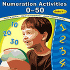 Math In Action: Numeration Activities 0-50 (Enhanced eBook)