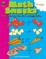 Math Snacks: Problem-Solving Fun with Food Manipulatives