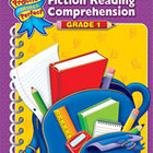 Nonfiction and Fiction Reading Comprehension Grade 1 (Enha