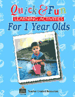 Quick & Fun Learning Activities for 1 Year Olds
