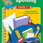 Spelling: Grade 2 (Enhanced eBook)