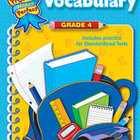 Vocabulary: Grade 4 (Enhanced eBook)