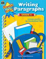 Writing Paragraphs Grade 5