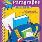 Writing Paragraphs: Grade 6 (Enhanced eBook)