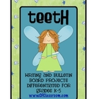TEETH: A differentiated writing resource for grades K-5