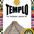 "TEMPLO: Spanish Review Game, ""Realidades"" Chapter 3A"