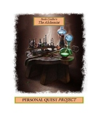 THE ALCHEMIST: A PERSONAL QUEST PROJECT