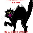 THE BLACK CAT! BY POE (FUN COMMON CORE ALIGNED, HANDY TEST