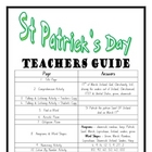 """THEME BOOKS"" - MIDDLE PRIMARY!! St Patricks Day Workbook!!"