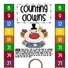 TImes Tables x3 - Counting Clowns